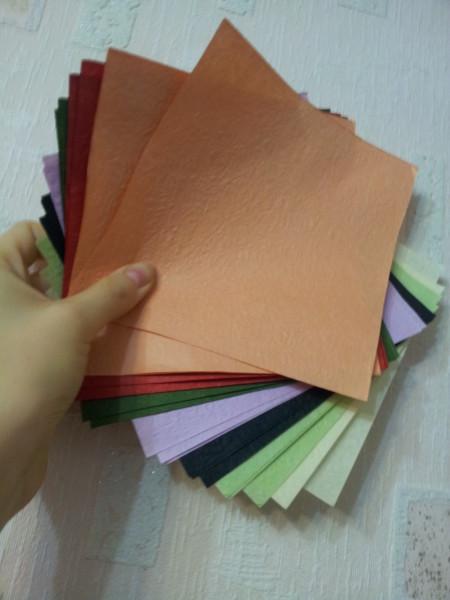 оригами бумага