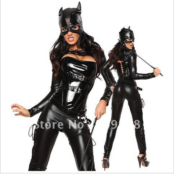 костюм женщины-кошки