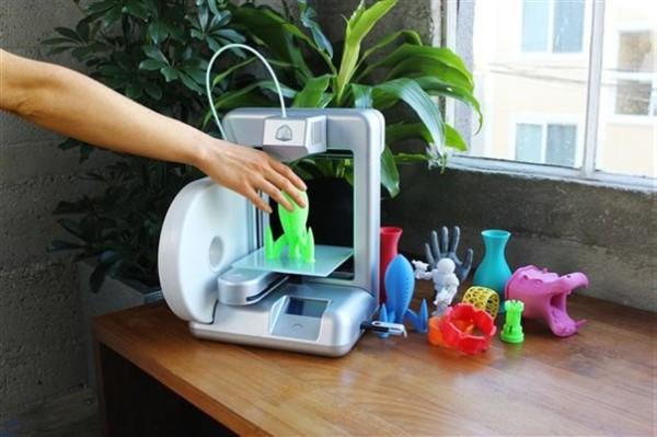 Домашний 3D- принтер