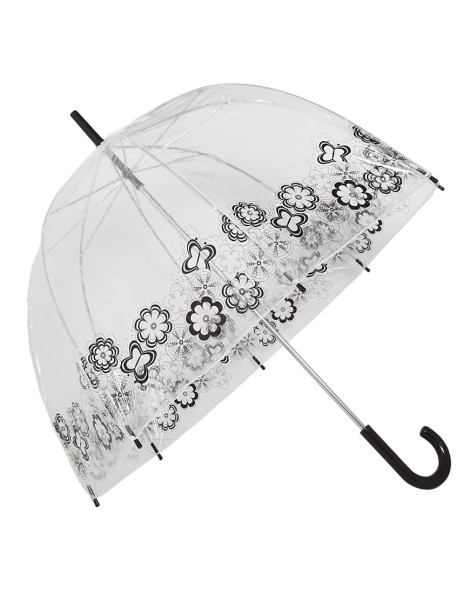 Totes PVC Dome Print Umbrella