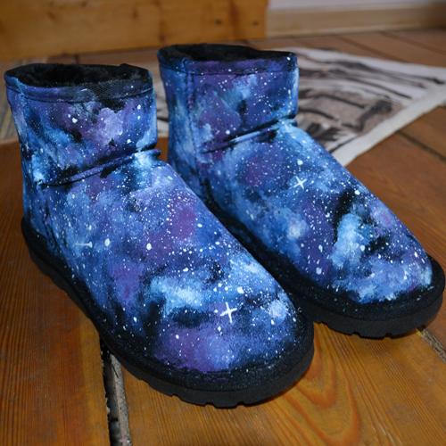 галактическая обувь