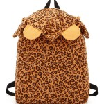 женский рюкзак с капюшоном