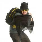 рюкзак с костюмом Бэтмена