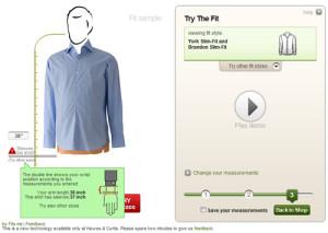 программа для выбора одежды