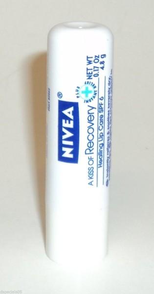 NIVEA Healing Lip Care Balm