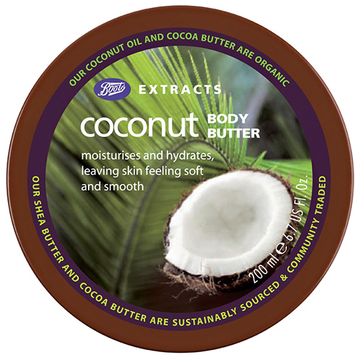 Bts Ext Coconut Body Butter