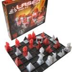логическая лазерная игра