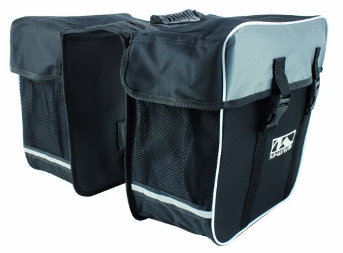 Двойная сумка для велосипеда