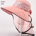 летняя шляпа для путешествий