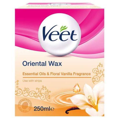 Veet Warm Wax Microwavable Jar