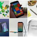 Nexus 6 – новый смартфон от Google
