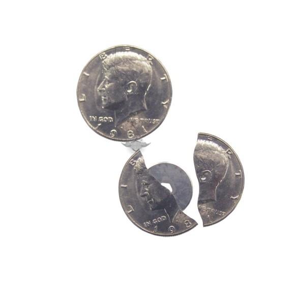Нож в монете