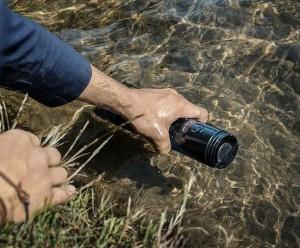Бутылка для фильтрации воды