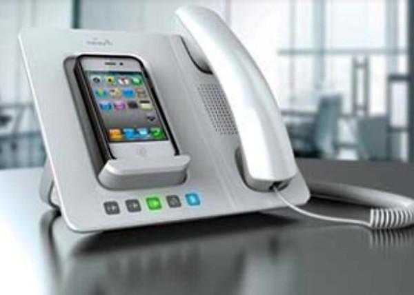 Телефонная станция для iphone