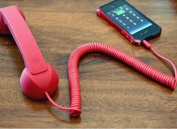 Телефонная трубка для iphone