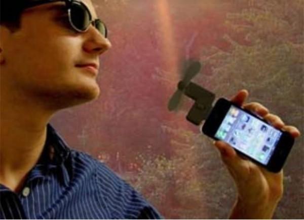 Вентилятор для iphone