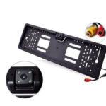 Обзор авто-рамки с камерой для безопасного движения автомобиля задним ходом