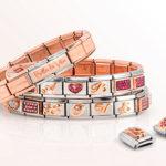Сборный браслет Номинейшен – обзор и виды звеньев