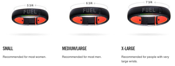 Nike.com Size Fit Guide