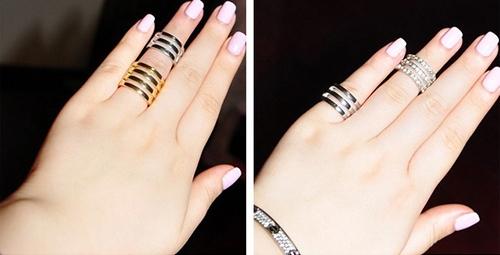 модные кольца 2014