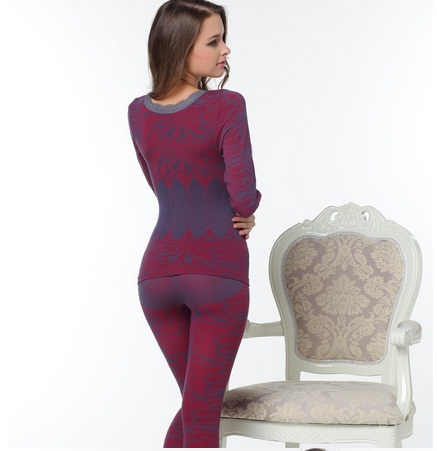 Tight Slimming Thermo Thermal Underwear Set