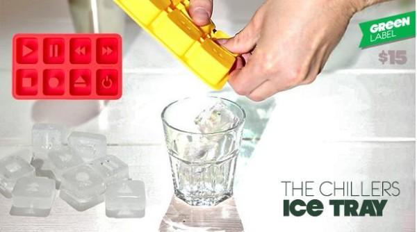 оригинальные кубики льда