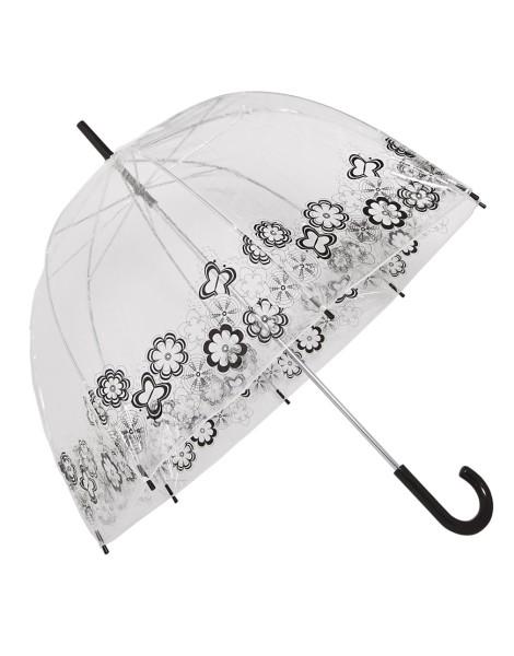 Totes PVC Dome Print Umbrella