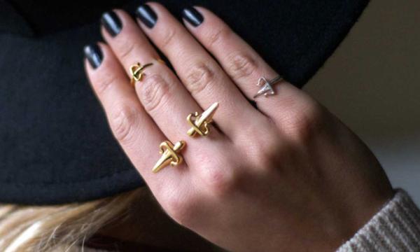 leivancash rings gold