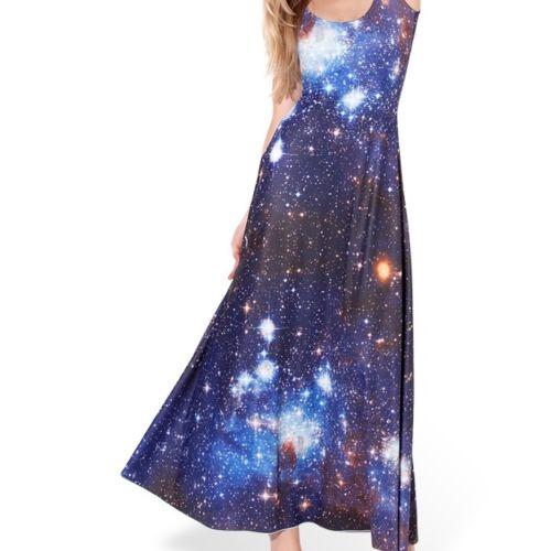 космическое платье