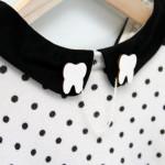 уголки зубы