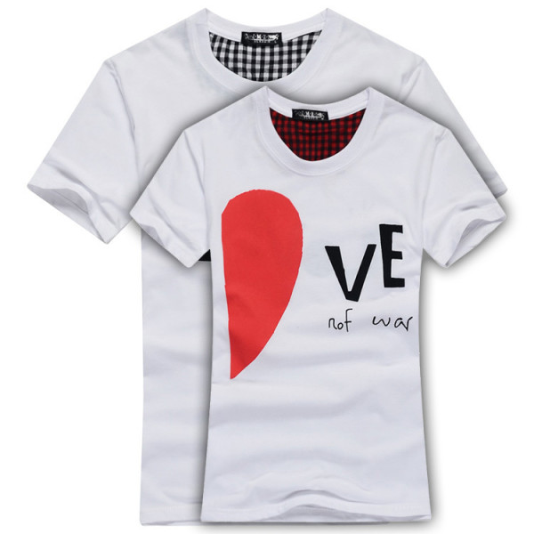 2013-new-100-brand-contton-men-t-shirts-t-shirt-for-Lovers-printed-fashion-short-sleeve