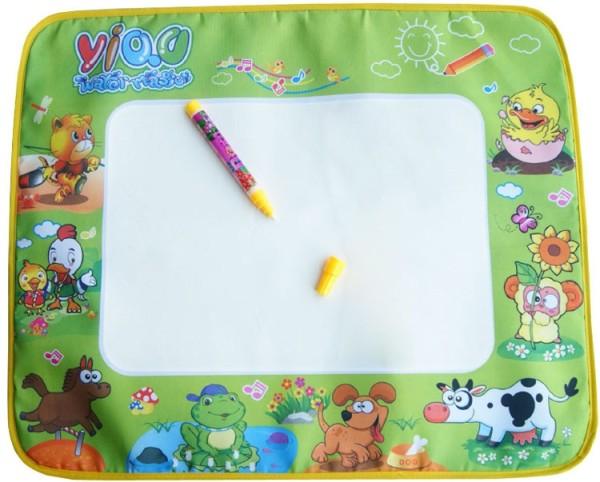 коврик для рисования водой