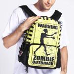рюкзак с зомби