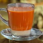 Оранжевый чай из таиланда