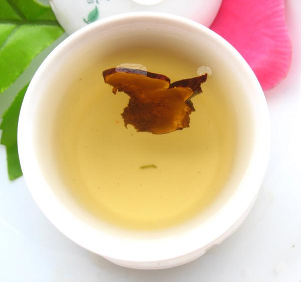 чай из гриба ганодерма