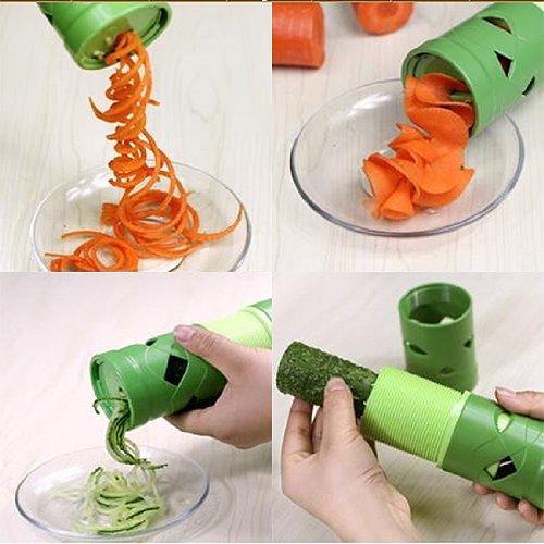 прибор для фигурного нарезания овощей