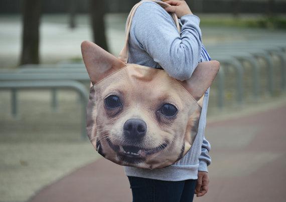 сумки с 3D принтом