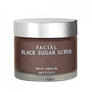 Missha Facial Black Sugar Scrub