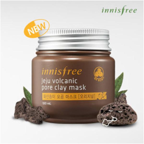Jeju Volcanic Pore Clay Mask от Innisfree