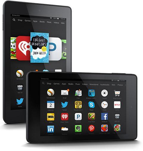 Планшет Kindle Fire HD