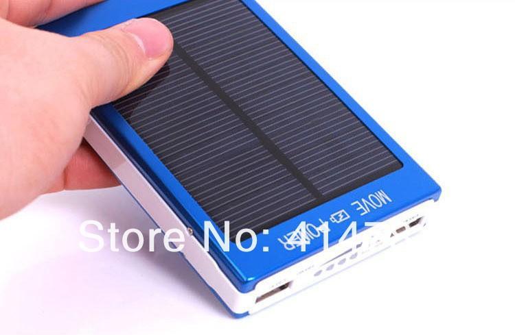 Аккумулятор на солнечных батареях