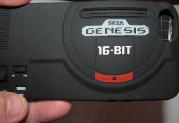 Джойстикphone Sega Genesis