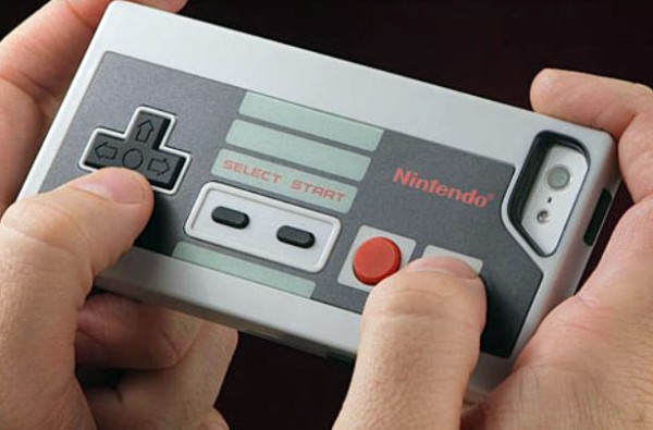 Контроллер NESphone