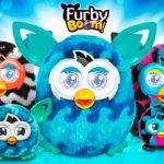 Furby Boom – интерактивный друг и развивающая игрушка для детей