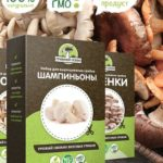 Набор для выращивания грибов - Грибной Сезон: обзор товара
