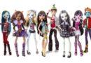Обзор кукол Монстер Хай: основная коллекция для девочек