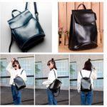Кожаный рюкзак De Palis - элитное качество, дорогая вещь: обзор товара