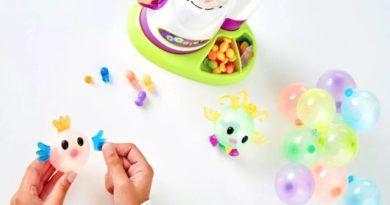 Обзор игрушки Oonies — конструктор из надувных шаров
