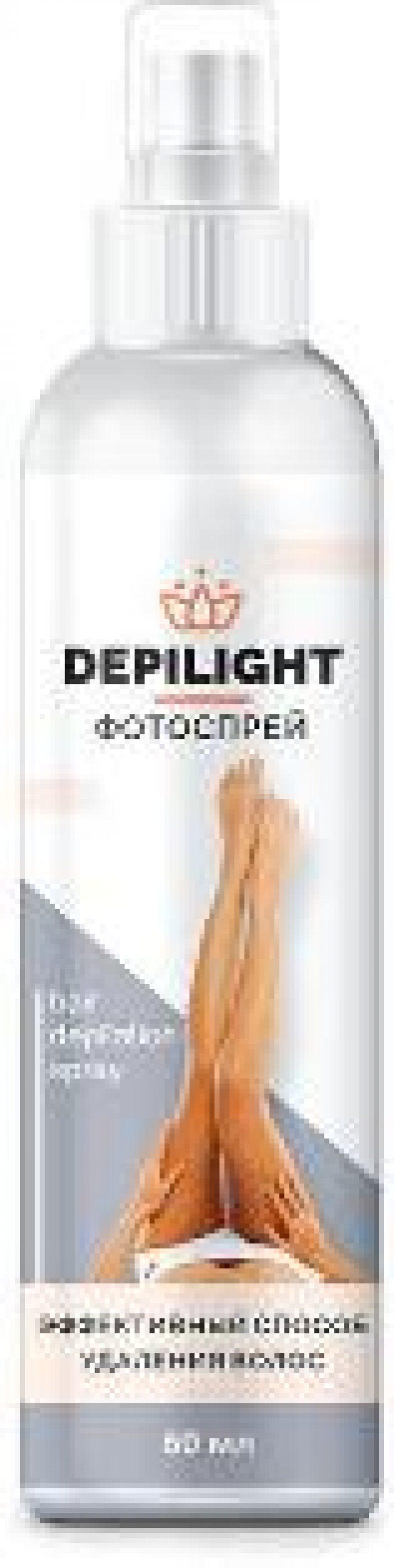 DepiLight фотоспрей для депиляции в Ливне