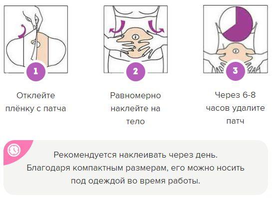 Инструкция Вондер Патч